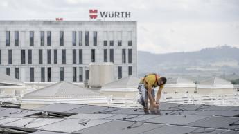 Würth-Gruppe mit zweistelligem Umsatzwachstum