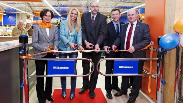 Eröffnung der neuen Werkers Welt in Meißen.