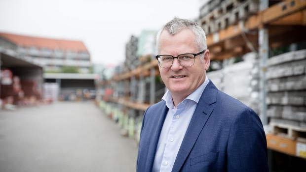 Søren P. Olesen, CEO der Stark Group, spricht von einer wegweisenden Transformation des Unternehmens.