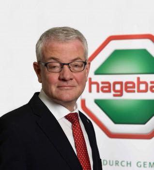 Heribert Gondert scheidet Ende 2017 aus der Geschäftsführung der Hagebau aus.