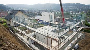Baukonjunktur-Klima überwiegend gut