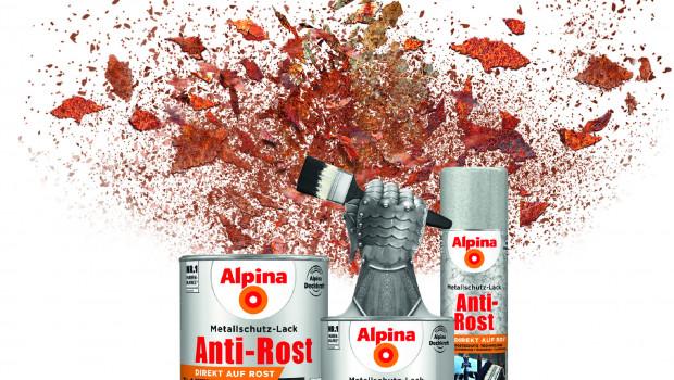 Alpina, Anti-Rost Metallschutz-Lacke
