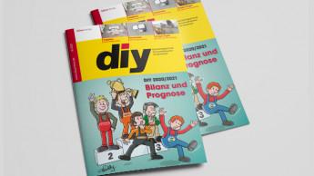 diy 4 berichtet über das Siegertreppchen 2020