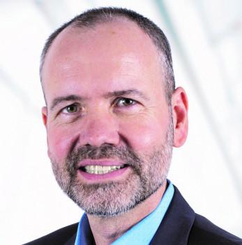 """Markenleiter des Sagaflor-Vertriebssystems """"…da blüh ich auf!"""" ist jetzt Markus Meissner."""