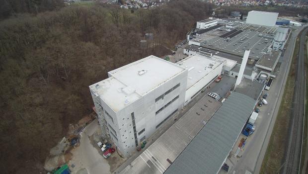 Das Zentrum in Ellwangen soll eine Gesamtfläche von mehr als 1.000 Quadratmetern haben.