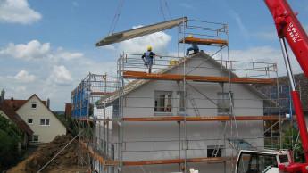 Baupreise für Wohngebäude stiegen im Mai um 6,4 Prozent