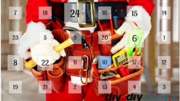 Auch bei diy und diyonline heißt es: Advent, Advent!