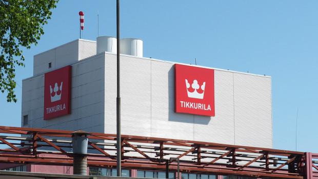 Tikkurila produziert unter anderem in Vantaa in Finnland.
