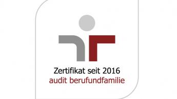 """Toom erhält erneut das Zertifikat """"audit berufundfamilie"""""""