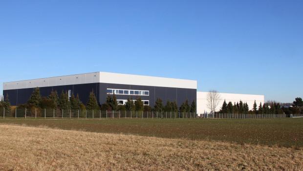 Brennenstuhl hat in ein neues Logistik-Center investiert.