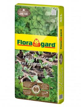 Floragard, Bio Kräuter- und Aussaaterde