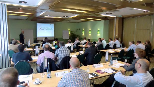 Seit 2011 veranstaltet EMV-Profi seine regionalen Dienstleistungsforen.