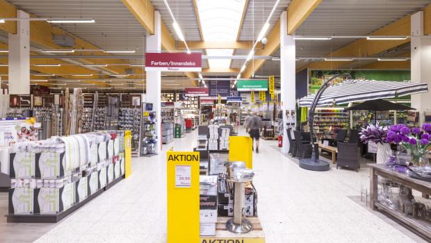 Der Einzelhandelsaußenumsatz der Eurobaustoff-Gesellschafter stieg 2014 auf 1.094 Mrd. €.