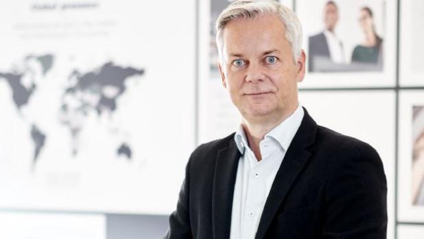 Jahr der Transformation: Nilfisk-CEO Hans Henrik Lund.