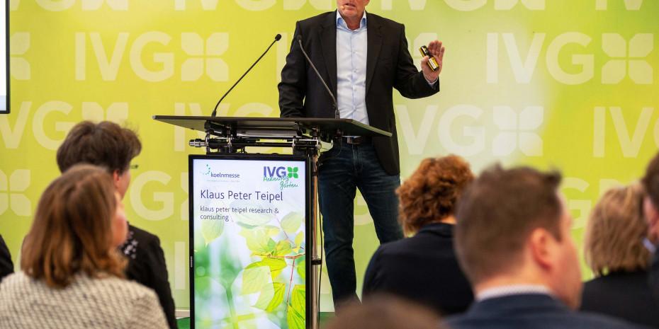 IVG-Medientag, Klaus Peter Teipel