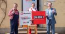 Einhell unterstützt RTL-Kinderhaus in München