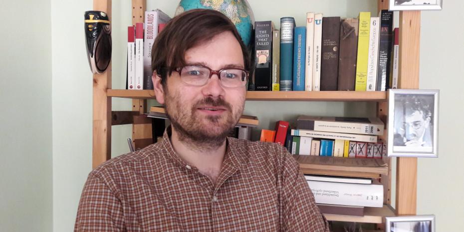 DIY-Geschichte, Historiker Jonathan Voges