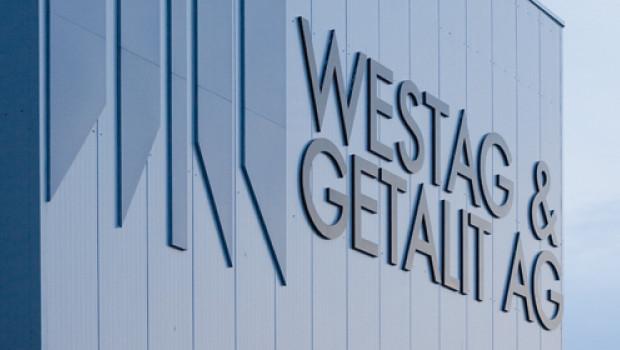 Leichter Anstieg der Umsatzerlöse bei der Westag & Getalit AG.