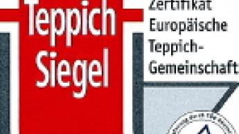 Qualitätssiegel für Teppichböden