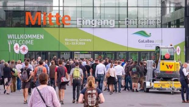 70.000 Fachbesucher wurden auf der Galabau in Nürnberg gezählt.