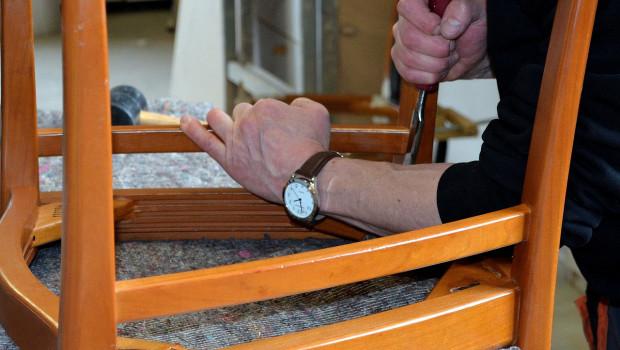 Die deutsche Möbelindustrie meldet nach Corona-bedingten Umsatzrückgängen jetzt erste Anzeichen der Erholung.