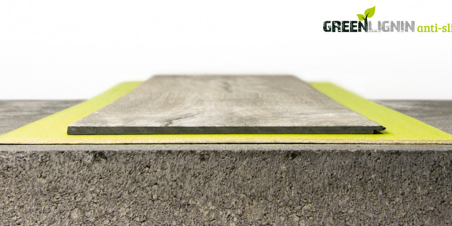 Green Lignin, Anti Slip