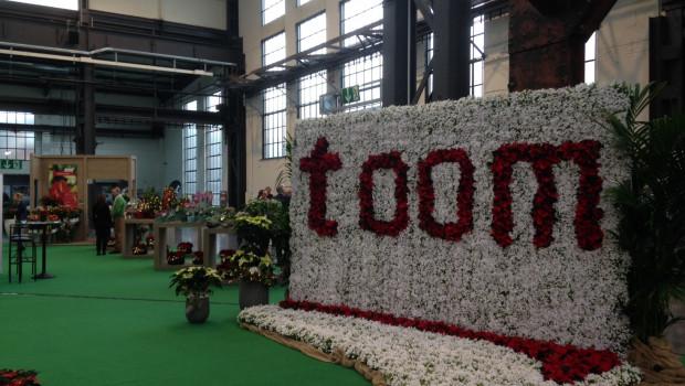 Die Toom-Hausmesse findet wieder auf dem Areal Böhler in Düsseldorf statt.