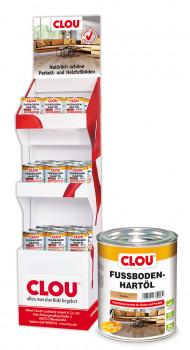 Clou, Fußboden-Hartöl
