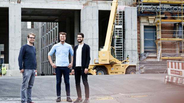 Contorion wurde 2014 von Dr. Frederick Roehder, Dr. Richard Schwenke und Tobias Tschötsch gegründet.