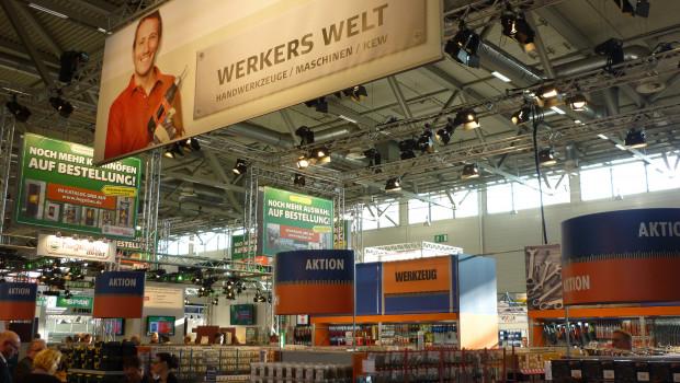 Wachstumsfelder sieht man bei der Hagebau in Soltau vor allem im Ausland und beim Ausbau des Kleinflächenkonzeptes Werkers Welt.