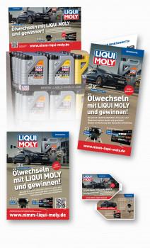 Am 1. April startet Liqui Moly das größte Gewinnspiel seiner Firmengeschichte.