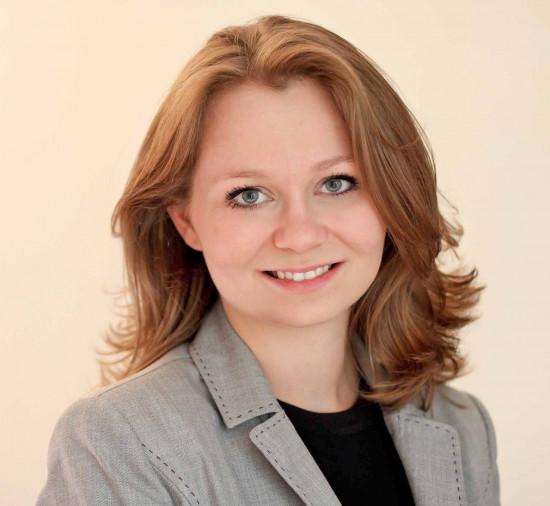 Anna Fischer ist als Product Manager Handtools für das Schneidwerkzeugsortiment von Gardena verantwortlich.