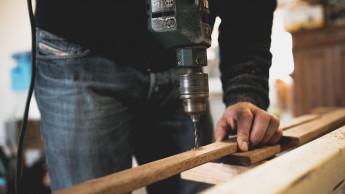 Holz im Garten und DIY-Handel pushen Holzhandel im ersten Halbjahr