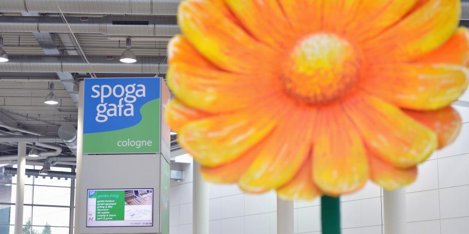 Spoga Gafa, Kunststoffblume
