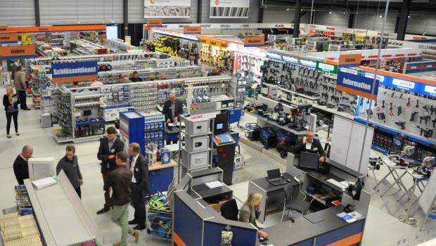 Die ersten Euro-DIY-Hausmesse fand im neuen Konzeptmarkt in Wuppertal statt.