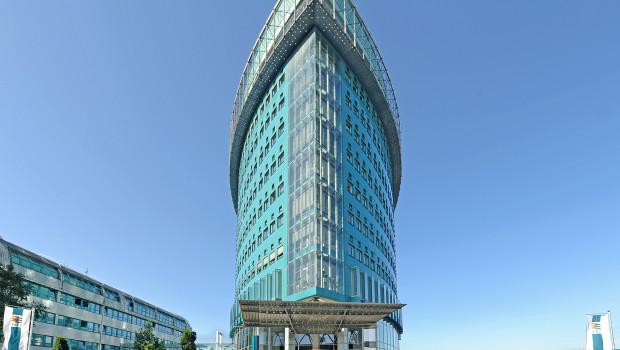 Die Zentrale des EDE in Wuppertal.