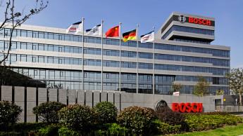 Bosch arbeitet mit Alibaba zusammen