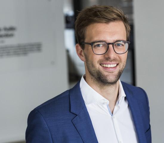 Christoph Lergenmüller leitet jetzt bei Fiskars die internationale Kommunikatin im Bereich Europe South.