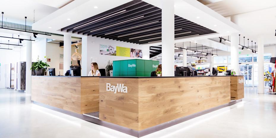 Baywa, Bauzentrum München-Moosfeld