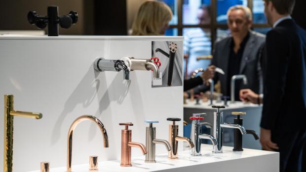 Die ISH in Frankfurt am Main ist die Weltleitmesse für Wasser, Wärme und Klima.