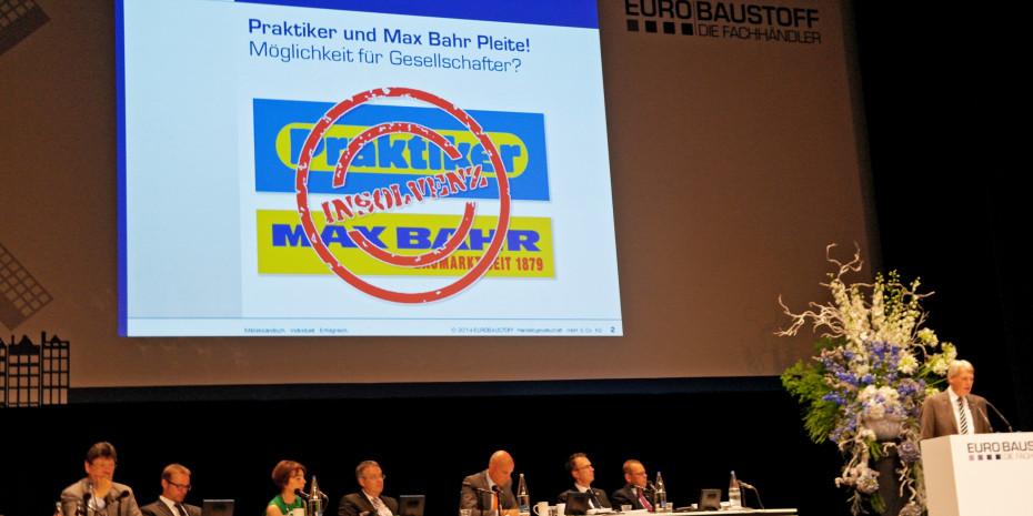 Gesellschafterversammlung der Eurobaustoff