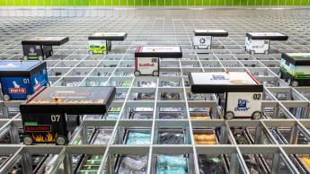 Agravis arbeitet am Logistikkonzept der Zukunft