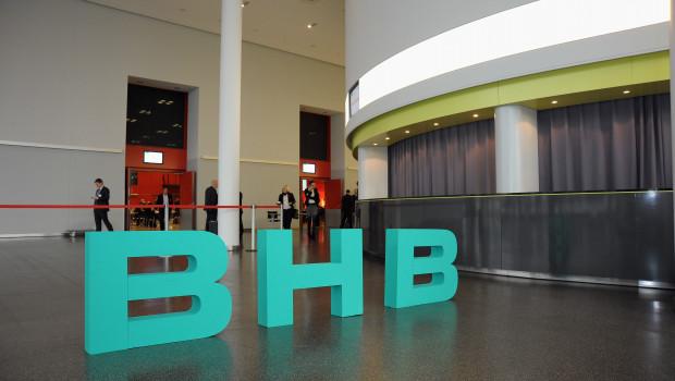 Der 14. Internationale BHB-Baumarktkongress fand Anfang Dezember 2013 in Mainz statt.