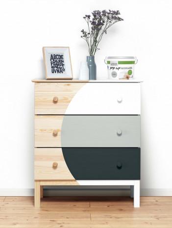 Schöner Wohnen Farbe, pep-up, Upcycling