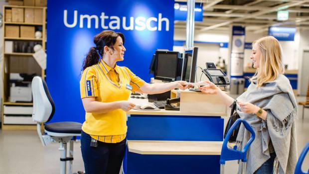 Ab 15. Juli bietet Ikea in seinen deutschen Filialen den Wiederverkauf gebrauchter Möbel an. [Bild: Ikea]