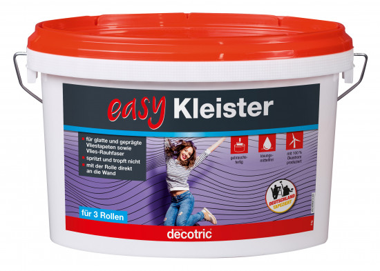 "Decotric ""easy Kleister"""