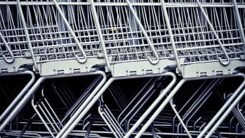 Unsicherheit beim stationären Einkauf nimmt wieder zu
