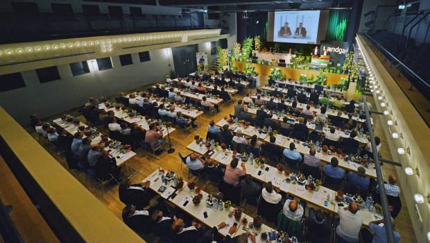 Die Vertreterversammlung der Landgard fand am vergangenen Donnerstag, 21. Juni 2018, in Kevelaer statt.