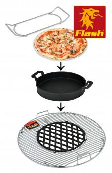 Boomex, FLASH Grillrostsystem