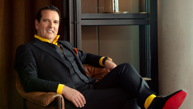 """DS-Chef Ralf Dümmel ist bekannt durch sein Engagement bei der Vox-TV-Gründershow """"Die Höhle der Löwen""""."""